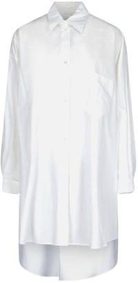 MM6 MAISON MARGIELA Asymmetric Oversized Shirt Dress