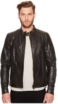Belstaff Signature Hand Waxed Sandway Leather Jacket