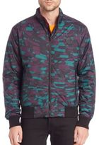 Kenzo Multi-Print Nylon Jacket