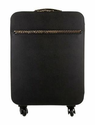 Stella McCartney Vegetarian Leather Luggage Black