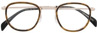 David Beckham Round Optical Glasses