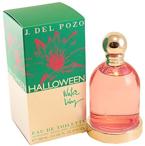 Jesus del Pozo Halloween Water Lily by Jesus Del P-Ounceso For Women. 3.4-Ounces