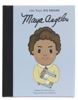 Bookspeed Little People Big Dreams Maya Angelou Book