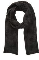 Forever 21 FOREVER 21+ Men Moss-Stitch Scarf