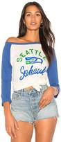 Junk Food Clothing Seahawks Raglan