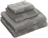 HUGO BOSS Loft Towel - Silver - Bath Towel