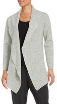 Eileen Fisher Draped Front Cardigan