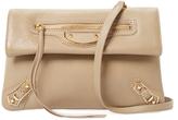 Balenciaga Classic Mini Leather Envelope Crossbody