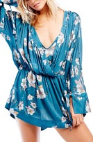 Free People Women's Tuscan Dreams Tunic Dress