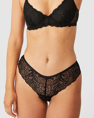 Cotton On Summer Lace Brasiliano Briefs