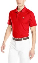 Lacoste Men's Short Sleeve Polo Shirt with Raglan Sleeve