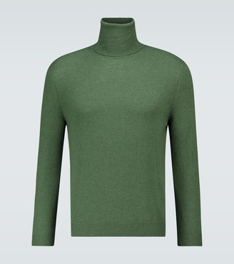Gucci Exclusive to Mytheresa - wool-cashmere turtleneck sweater