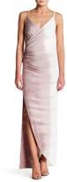 Young Fabulous & Broke Flint Pattern Maxi Dress