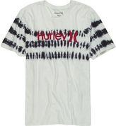 Hurley One & Only Stripe Dye T-Shirt - Short-Sleeve - Men's