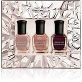 Deborah Lippmann Women's Color On Glass Nail Lacquer Set