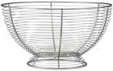 Silver Wire Fruit Basket