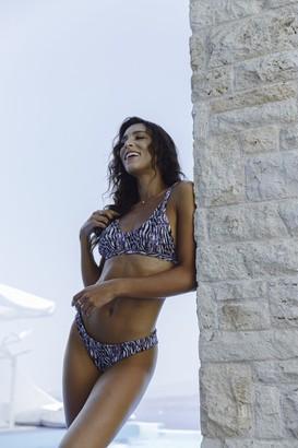 Mavele Swimwear Zingy Lynx Bikini Bottom