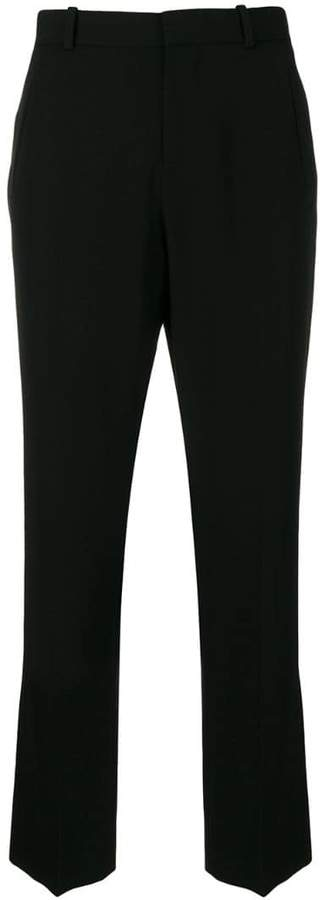 Givenchy ankle length tailored trousers