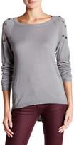 Cullen Grommet Detail Sweater