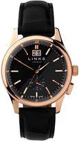 Links Of London Regent Black Dial Watch