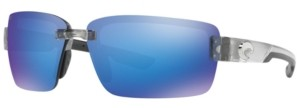 Costa del Mar Polarized Sunglasses, Cdm Galveston 67