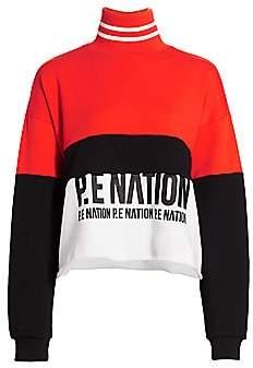 P.E Nation Women's Real Challenger Sweatshirt