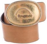 Bogner Leather Waist Belt