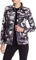Romeo & Juliet Couture Camo Jacket
