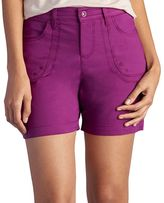 Lee Women's Libby Relaxed Fit Twill Shorts