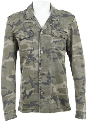 Green Cotton Non Signé / Unsigned Non Signe / Unsigned Jackets