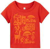 Tea Collection Short Sleeve Graphic Tee (Baby Boys)