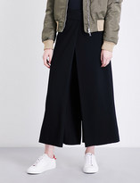 Rag & Bone Lomand crepe trousers