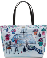 Kate Spade Full Plume Garden Francis Tote