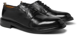 Officine Creative Leeds Polished-Leather Derby Shoes