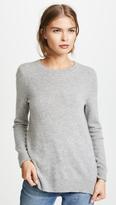 White + Warren Essential Lounge Sweater