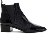 Acne Studios Patent Leather Jensen Booties