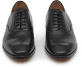 Reiss Reiss Fenton - Leather Oxford Shoes In Black