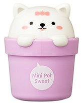 The Face Shop TheFaceShop Lovely ME:EX Mini Pet Hand Cream 3. White Floral