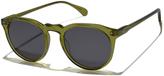Raen Woody G Remy 49 Polarised Sunglasses Green