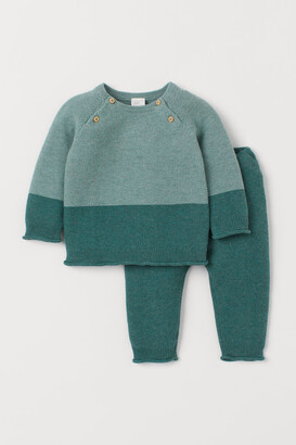 H&M Jumper and trousers