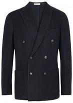 Boglioli Navy Wool Jacket