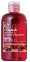 The Body Shop Strawberry Shower Gel 250ml By Dodo Store