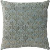 Lene Bjerre Rishia Cushion Silver Green Cotton