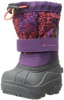 Columbia TDLR Powderbug Plus Print Winter Boot (Toddler)