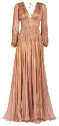 Maria Lucia Hohan Dania Pleated Gown