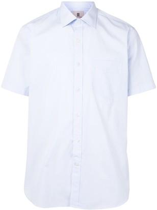 Kent & Curwen Regular Fit Short-Sleeved Shirt