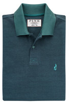 Thomas Pink Lyell Texture Classic Fit Polo Shirt