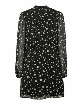 Ted Baker Floelle Polka Dot Tunic Dress
