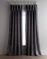 "Horchow Each 55""W x 96""L Bora Curtain"