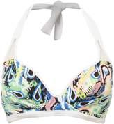 Freya Evolve underwired halter bikini top